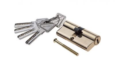 Перфоцилиндр латунный (ключ-ключ)